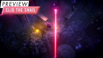 Clid the Snail - Videovorschau