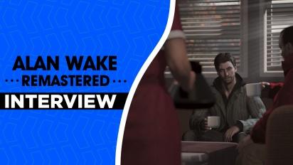 Alan Wake Remastered - Interview mit Thomas Puha & Vida Starcevic