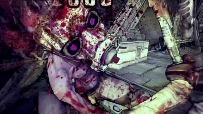 Borderlands 2: Psycho Pack Launch Trailer