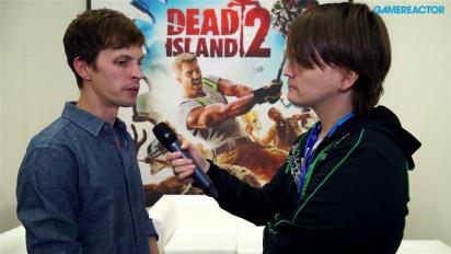 Dead Island 2 - Interview Bernd Diemer