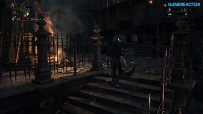 Bloodborne - Let's Play – die ersten 30 Minuten Gameplay
