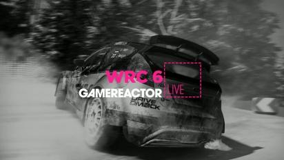 WRC 6 - LIVESTREAM REPLAY