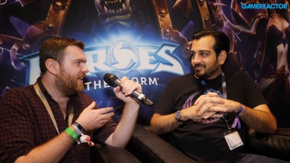 Heroes of the Storm - Interview mit Alan Dabiri