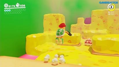 Super Mario Odyssey - Gameplay vom Luncheon-Königreich - Teil 2