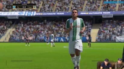 FIFA 18 - Gamereactors ultimatives FIFA-Team (#7)