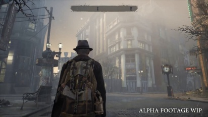 The Sinking City - Silence is Golden Commented Gameplay