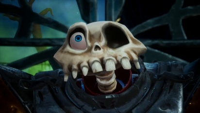 MediEvil Remake - Announce Trailer