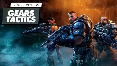 Gears Tactics - Videokritik
