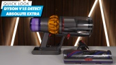 Dyson V15 Detect Absolute Extra: Quick Look