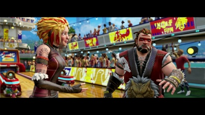Kinect Sports Rivals - Team Captains