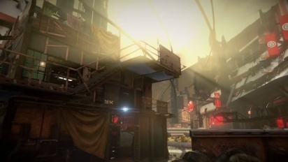 Killzone: Shadow Fall Intercept - Co-Op Map Pack: Containment City & Checkpoint