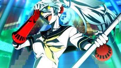 Persona 4: Arena Ultimax - Shadow Labrys Trailer