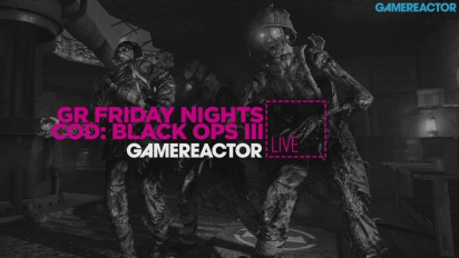 GR Friday Nights - Call of Duty: Black Ops 3 - 08.01.16 - Livestream-Wiederholung
