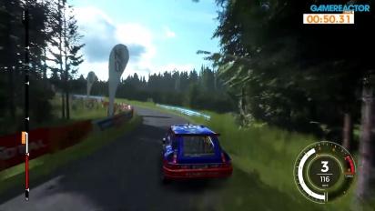 Sébastien Loeb Rally Evo - Gameplay PS4 - Rally Finnland Himos - Renault R5 Turbo Gruppe B