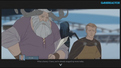 Gamereactor spielt The Banner Saga