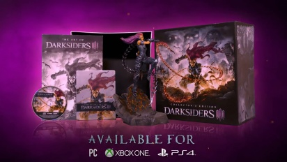 Darksiders III - Moneyshot Video Collector's Edition
