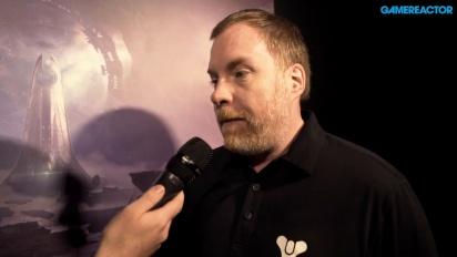 Destiny 2: Forsaken - David 'DeeJ' Dague Interview
