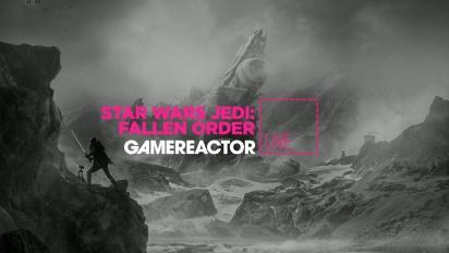Star Wars Jedi: Fallen Order - Livestream-Wiederholung