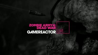 Zombie Army 4: Dead War - Livestream-Wiederholung