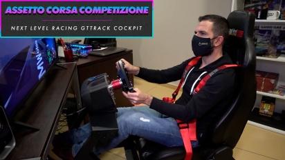 Assetto Corsa Competizione - Im Audi R8 LMS über den italienischen Misano World Circuit Hot Lap