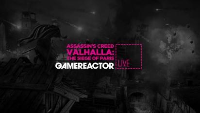 Assassin's Creed Valhalla - Livestream-Wiederholung (Add-On #2: Die Belagerung von Paris)