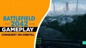 Battlefield 2042 - Eine Partie Conquest/Eroberung (Gamplay)