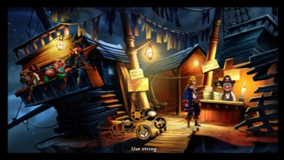 Monkey Island 2 Special Edition: LeChuck's Revenge -  Making of Trailer