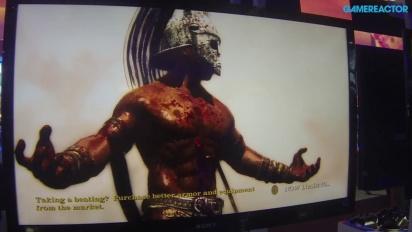 E3 13: Spartacus Legends - Gameplay