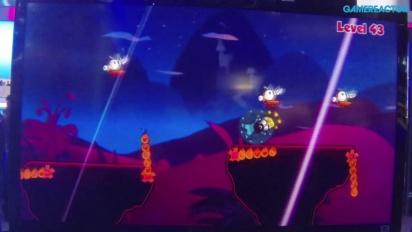 E3 13: Cloudberry Kingdom - Gameplay