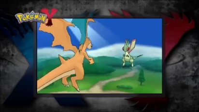 Pokémon X/Y  - Mega Charizard Trailer