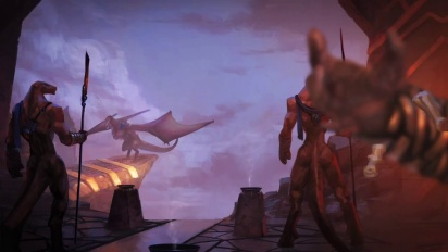 Endless Legend - The Drakken Reveal Trailer
