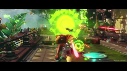 Ratchet & Clank - Spring Release Trailer