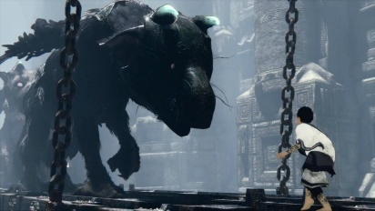 The Last Guardian E3 2016 Trailer
