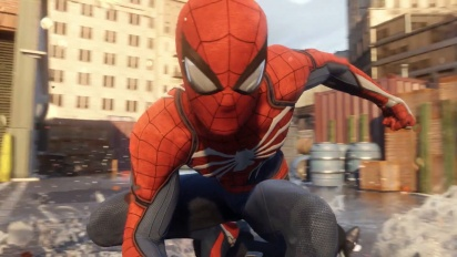 Spider-Man - E3 2016 Trailer