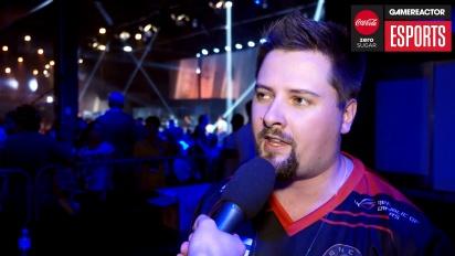 Rainbow Six Pro League Season 3-Finale - Interview mit Willkey