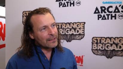 Strange Brigade - Jason Kingsley Interview