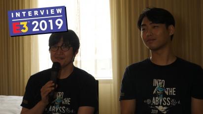 Black Desert - Interview mit Kwangsam Kim und Yongmin Jo