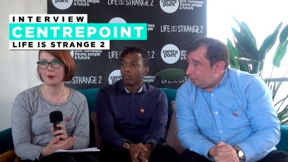 Life is Strange 2 - Interview in Centrepoint, London