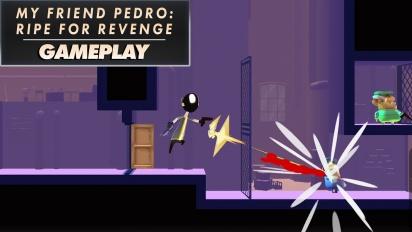 My Friend Pedro: Ripe for Revenge - Zehn Minuten Gameplay