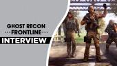 Ghost Recon Frontline - Interview mit Stefan Marinescu