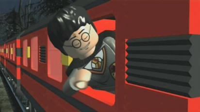 Lego Harry Potter: Years 1-4 - Spellbinding characters Behind The Scenes Vid