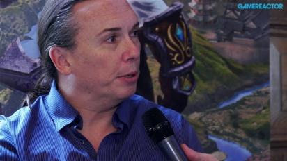 Landmark - Interview David Georgeson
