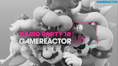 Mario Party 10 - Livestream-Wiederholung