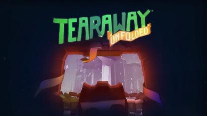 Tearaway Unfolded - E3 2015 Trailer