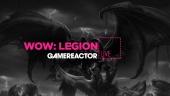 World of Warcraft: Legion Livestream