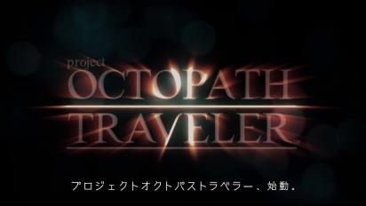 Project Octopath Traveler - Ankündigungsstrailer