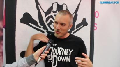 The Journey Down: Chapter Three - Interview mit Theodor Waern