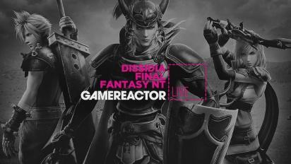Dissidia Final Fantasy NT - Livestream-Wiederholung