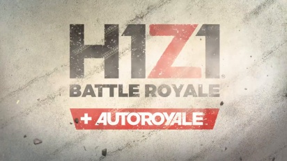 H1Z1 - Auto Royale Duos Weekend