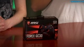 Quick Look: MSI Force GC30